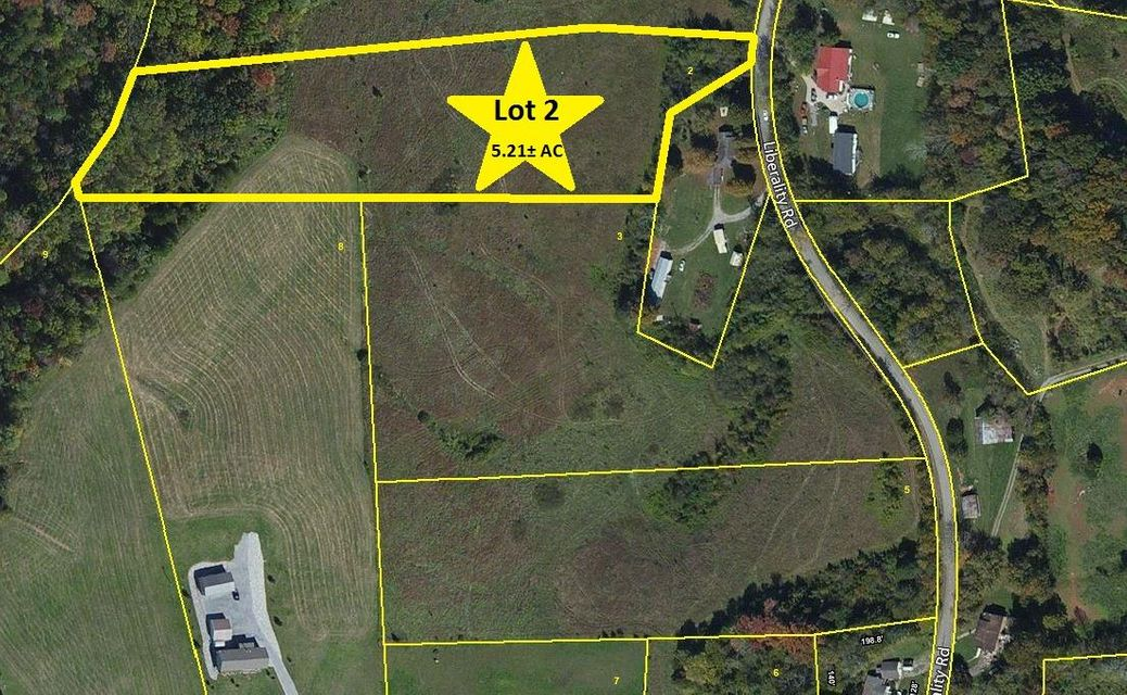 Land for Sale at Liberality Road Liberality Road Madisonville, Tennessee 37354 United States