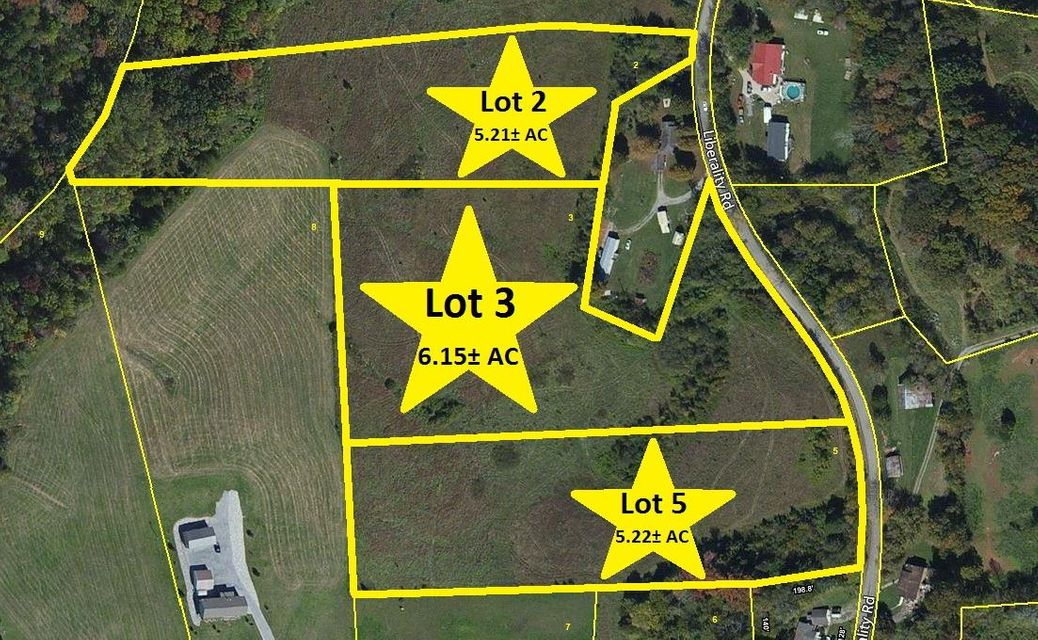 Additional photo for property listing at Liberality Road Liberality Road Madisonville, Tennessee 37354 États-Unis