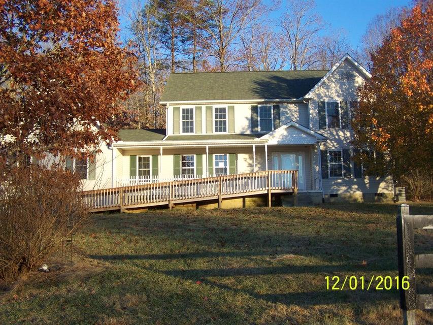 Maison unifamiliale pour l Vente à 1100 Otis Davis Road Pikeville, Tennessee 37367 États-Unis