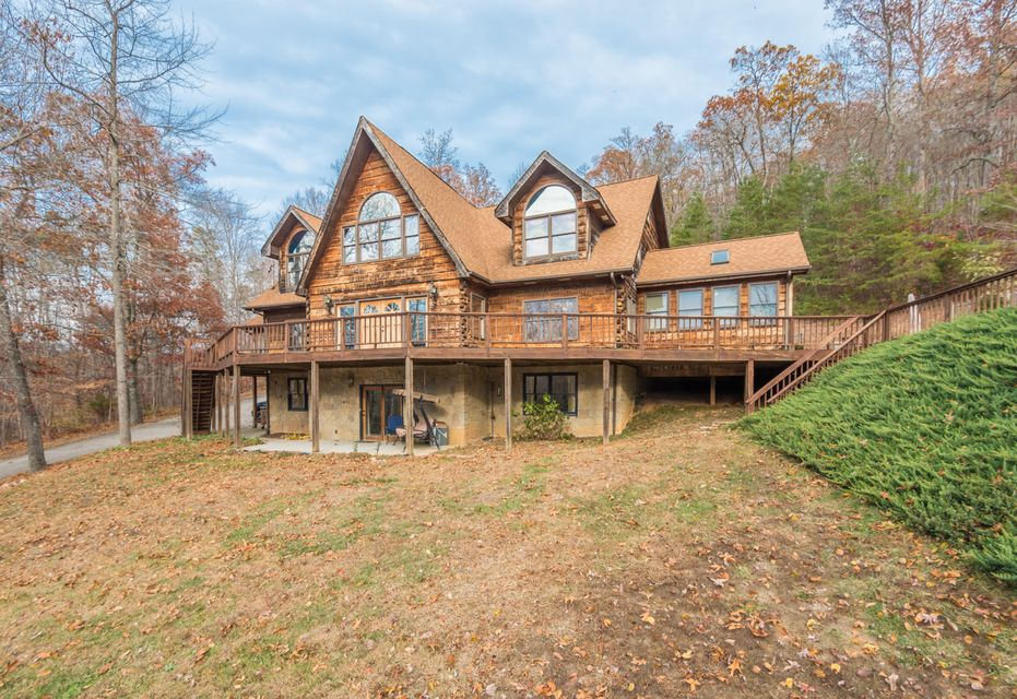 Single Family Home for Sale at 8244 Barker Road Corryton, Tennessee 37721 United States