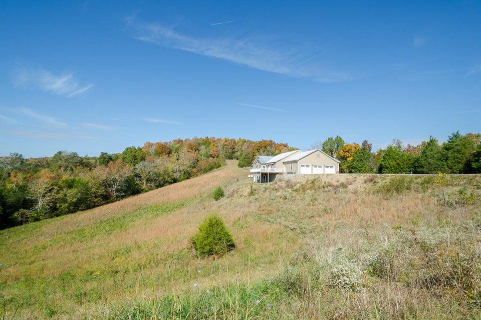 Частный односемейный дом для того Продажа на 2060 Edge Way Parrottsville, Теннесси 37843 Соединенные Штаты