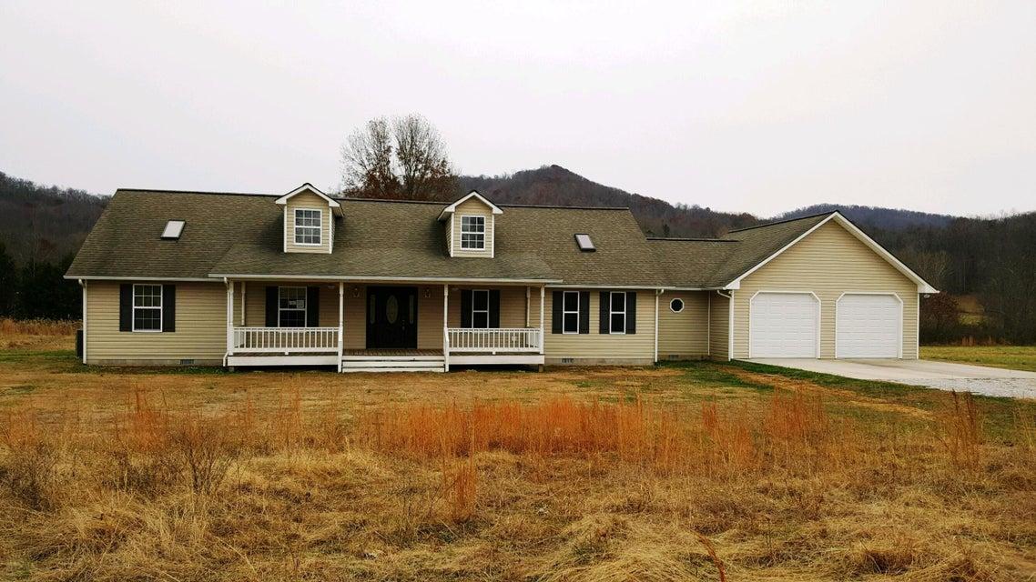 独户住宅 为 销售 在 1358 Clay Hill Road Road Winfield, 田纳西州 37892 美国