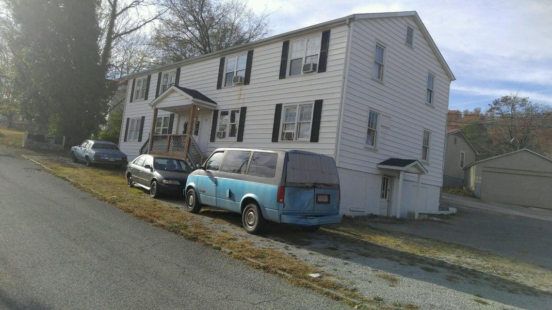 Maison avec plusieurs logements pour l Vente à 725 Chilhowee Street Harriman, Tennessee 37748 États-Unis