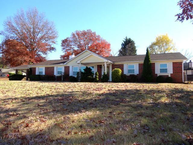Single Family Home for Sale at 2917 Lake Forest Circle Talbott, Tennessee 37877 United States