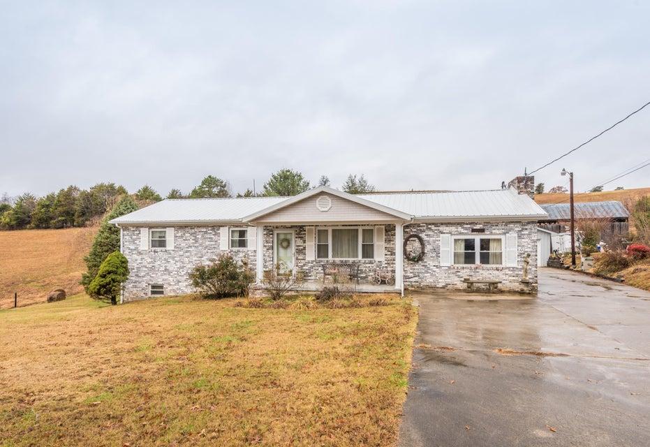 Частный односемейный дом для того Продажа на 275 N Ridge View Road Luttrell, Теннесси 37779 Соединенные Штаты