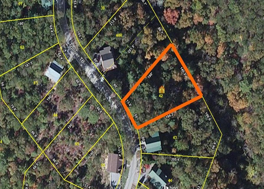 Land for Sale at Tolliver Trail Townsend, Tennessee 37882 United States