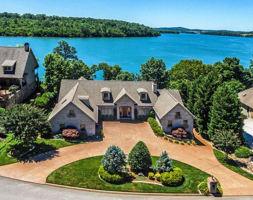 Частный односемейный дом для того Продажа на 135 Big Water Drive Vonore, Теннесси 37885 Соединенные Штаты