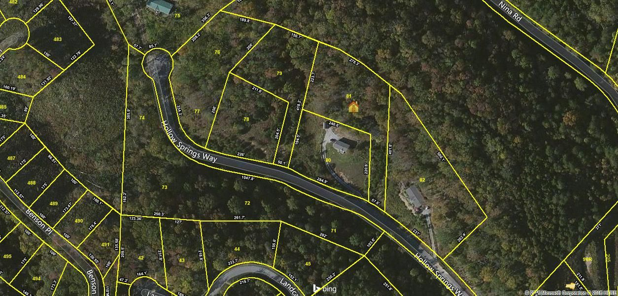 Additional photo for property listing at Lots 79,81 Hollow Springs Way  White Pine, Tennessee 37890 United States