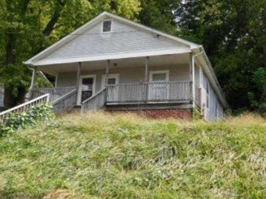 Maison unifamiliale pour l Vente à 306 E Chestnut Street Johnson City, Tennessee 37601 États-Unis