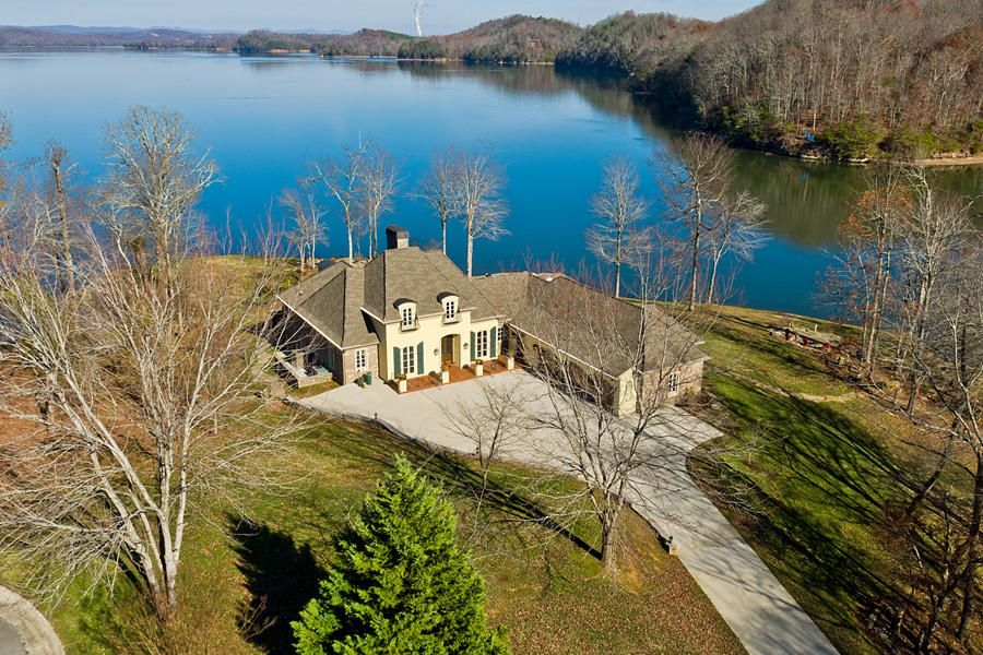 Single Family Home for Sale at 110 Indian Shadows Court Ten Mile, Tennessee 37880 United States