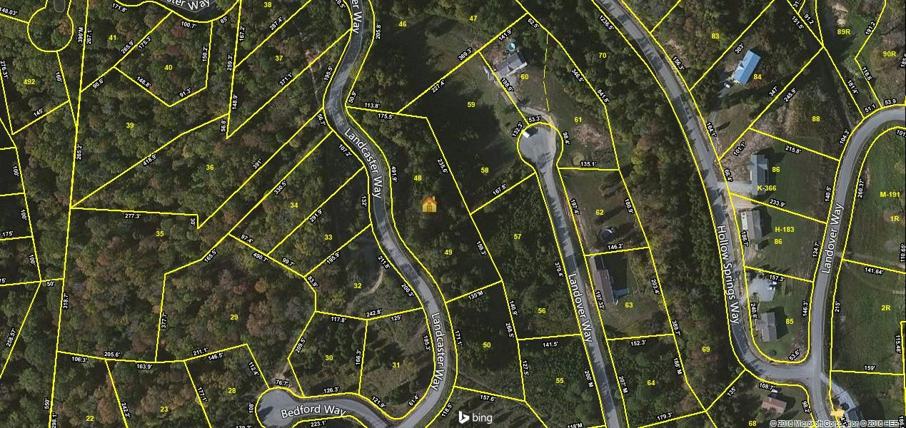 Additional photo for property listing at Lot 48,49* Landover Way Lot 48,49* Landover Way White Pine, Tennessee 37890 Estados Unidos
