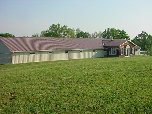 独户住宅 为 销售 在 224 Boyd Sharp Lane Jacksboro, 田纳西州 37757 美国