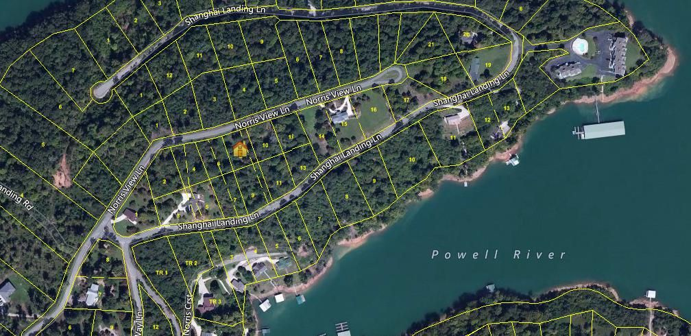 Additional photo for property listing at Lot 8 Norris View Lane  拉弗莱特, 田纳西州 37766 美国