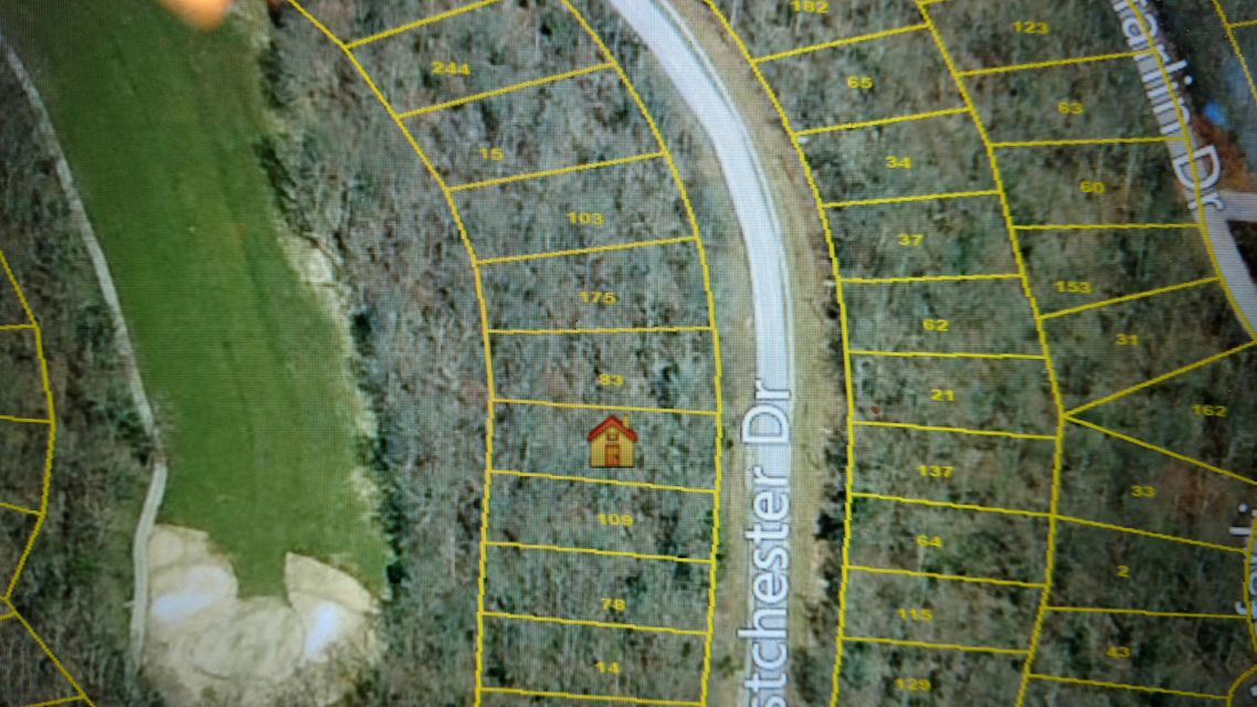 Land for Sale at 738 Westchester Drive 738 Westchester Drive Crossville, Tennessee 38558 United States