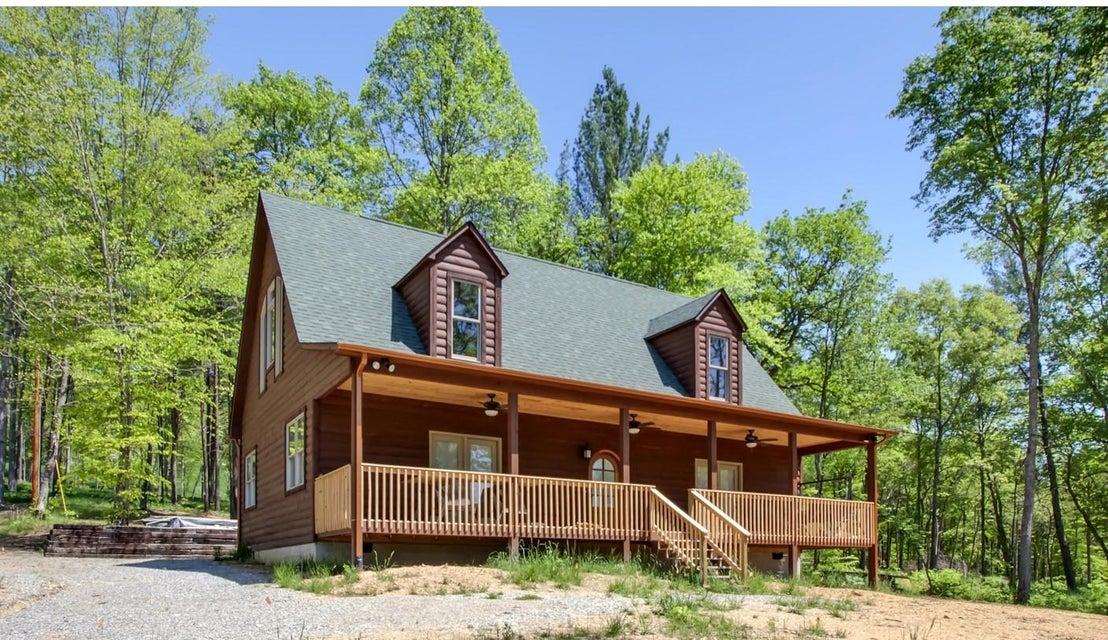 Maison unifamiliale pour l Vente à 100 Mountain Road 100 Mountain Road Sharps Chapel, Tennessee 37866 États-Unis