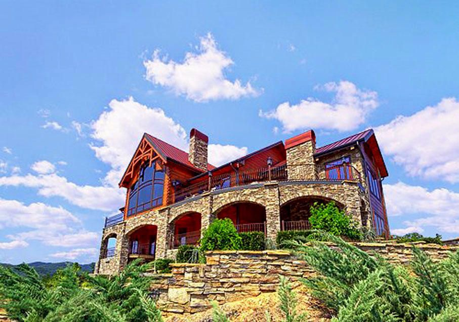 Single Family Home for Sale at 2410 Smoky Vista Way Sevierville, Tennessee 37862 United States