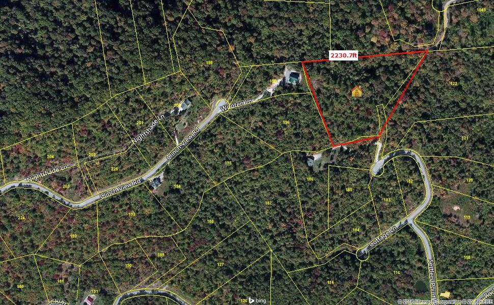 Land for Sale at Lot# 197 Clinch View Road Lot# 197 Clinch View Road New Tazewell, Tennessee 37825 United States