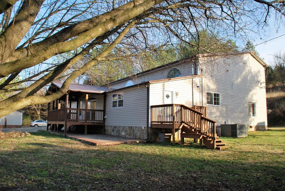 Casa Unifamiliar por un Venta en 1855 Good Hope Road Parrottsville, Tennessee 37843 Estados Unidos