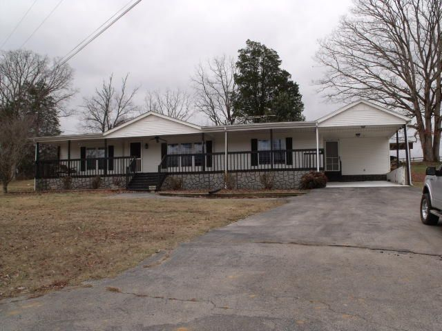 Single Family Home for Sale at 983 N Old Tellico Hwy Madisonville, Tennessee 37354 United States