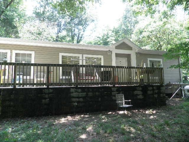 Single Family Home for Sale at 158 Keystown Road Luttrell, Tennessee 37779 United States