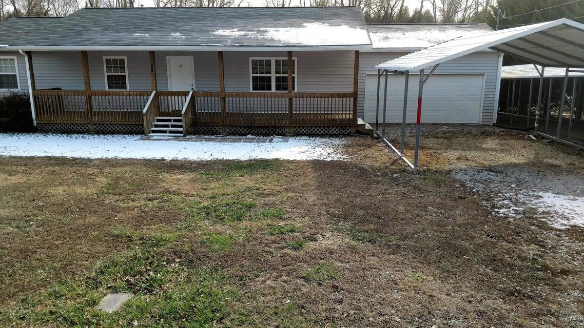 独户住宅 为 销售 在 171 Carl Terry Road Wartburg, 田纳西州 37887 美国