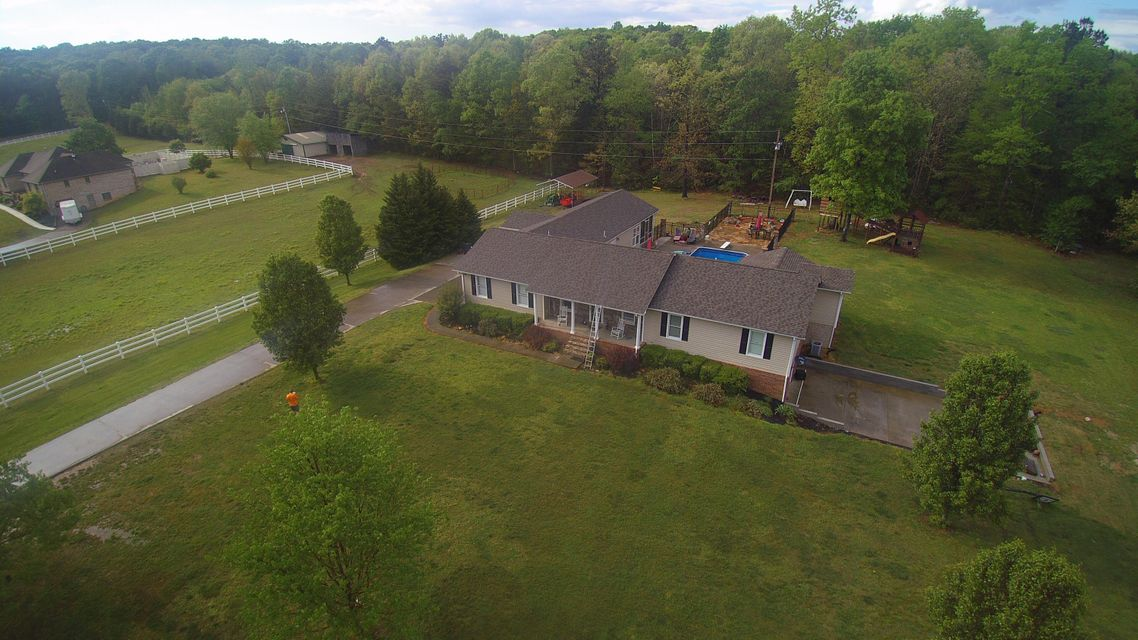 Single Family Home for Sale at 341 County Road 725 Riceville, Tennessee 37370 United States