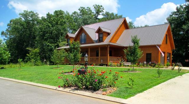 Casa Unifamiliar por un Venta en 182 Rivers Edge Lane Benton, Tennessee 37307 Estados Unidos