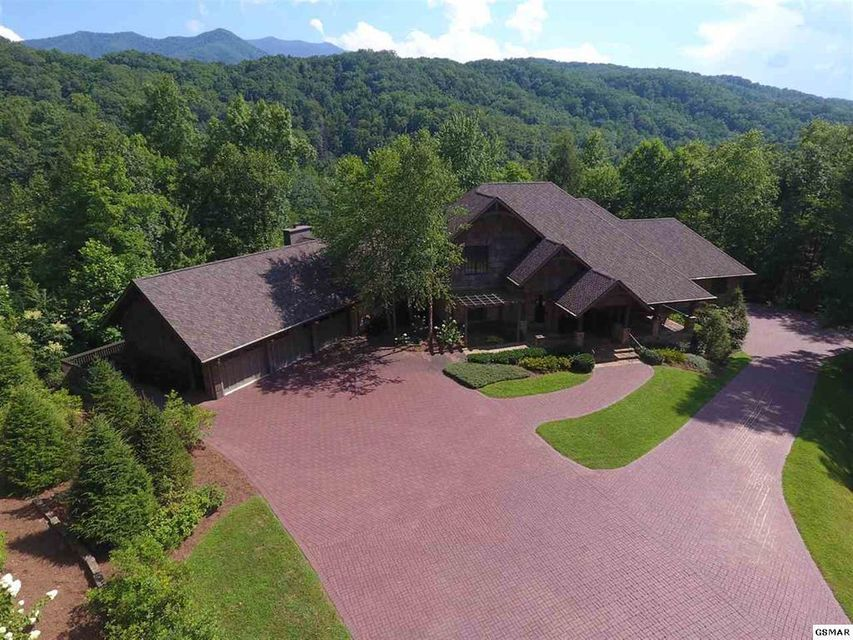 Single Family Home for Sale at 1886 Acorn Branch Lane Gatlinburg, Tennessee 37738 United States