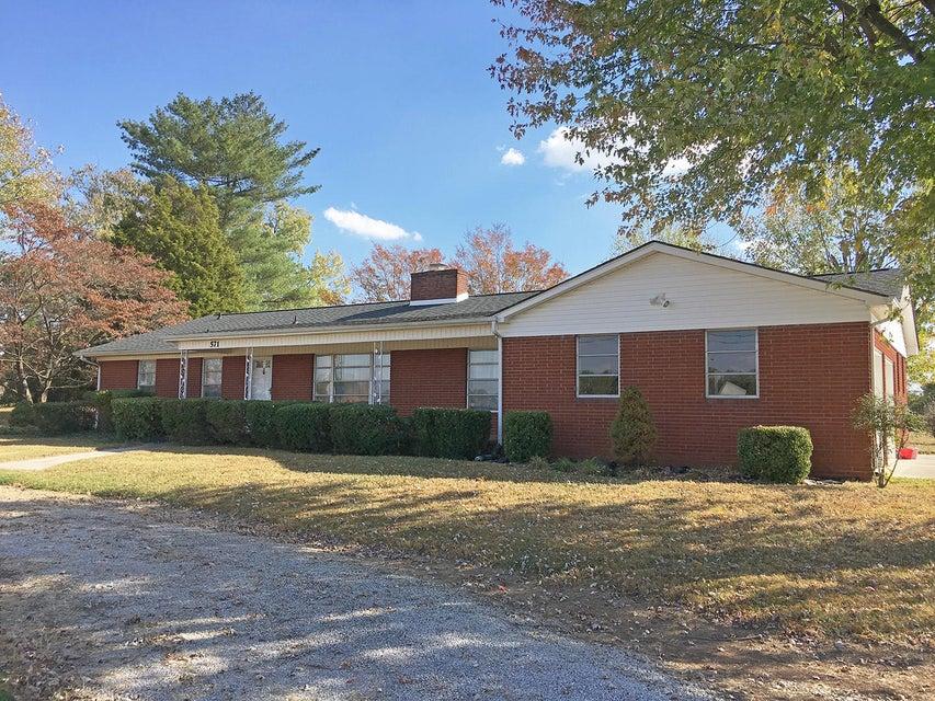 独户住宅 为 销售 在 571 W Hwy 11e 571 W Hwy 11e 纽马基特, 田纳西州 37820 美国