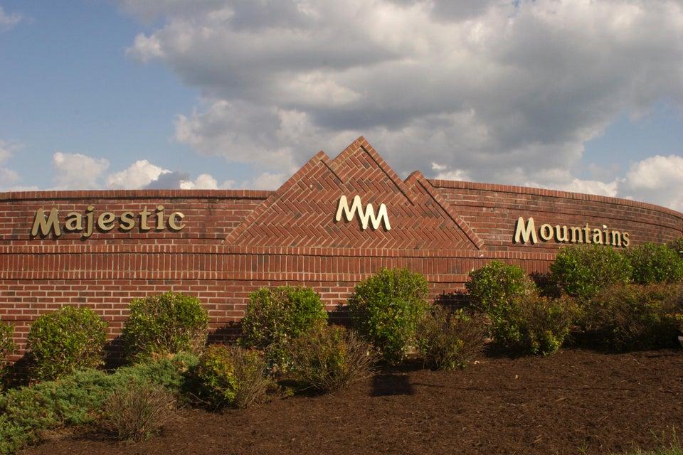 土地,用地 为 销售 在 629 Majestic Mtns Blvd 629 Majestic Mtns Blvd Walland, 田纳西州 37886 美国