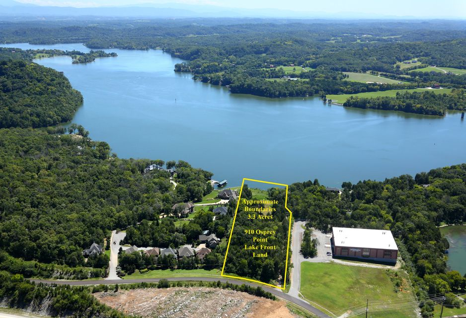 Land for Sale at 910 Osprey Point Lane 910 Osprey Point Lane Knoxville, Tennessee 37922 United States