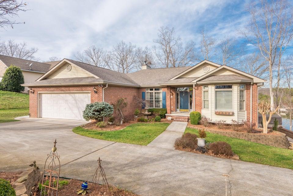 Частный односемейный дом для того Продажа на 159 Saloli Way Loudon, Теннесси 37774 Соединенные Штаты