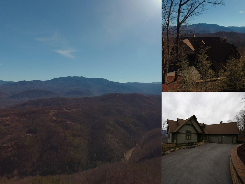 Maison unifamiliale pour l Vente à 838 Laurel Top Way Gatlinburg, Tennessee 37738 États-Unis