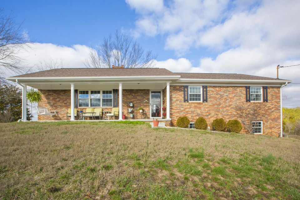 Casa Unifamiliar por un Venta en 1701 Alpha Valley Home Road Morristown, Tennessee 37813 Estados Unidos