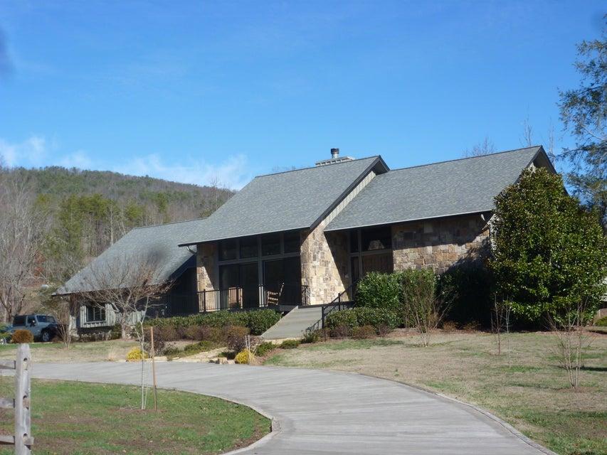 Maison unifamiliale pour l Vente à 122 Brinegar Way Walland, Tennessee 37886 États-Unis