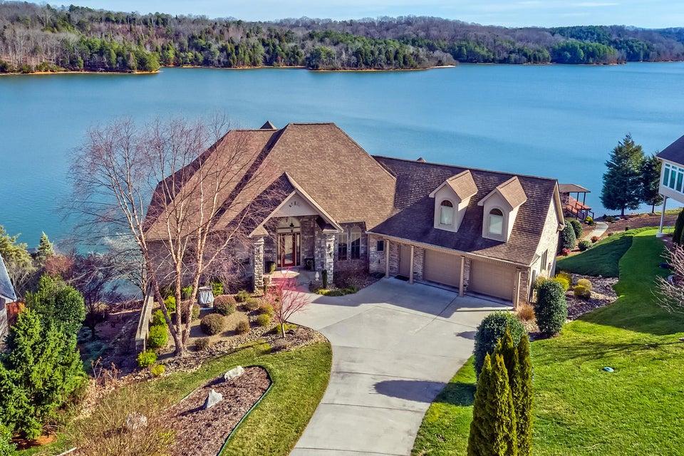 Частный односемейный дом для того Продажа на 223 Sequoyah Road Loudon, Теннесси 37774 Соединенные Штаты