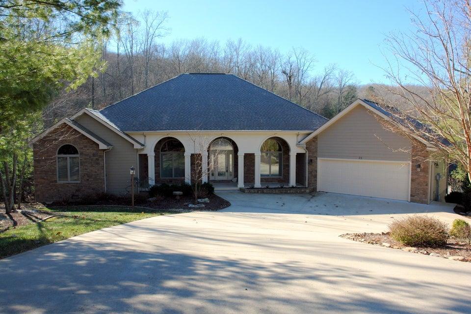 Casa Unifamiliar por un Venta en 25 Milnor Circle 25 Milnor Circle Fairfield Glade, Tennessee 38558 Estados Unidos