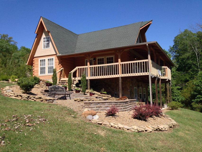 Maison unifamiliale pour l Vente à 287 Village Lane Bean Station, Tennessee 37708 États-Unis