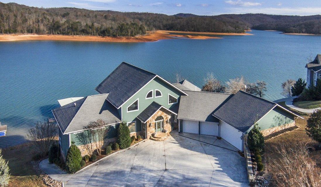 Maison unifamiliale pour l Vente à 699 Crown Pointe Road Lafollette, Tennessee 37766 États-Unis