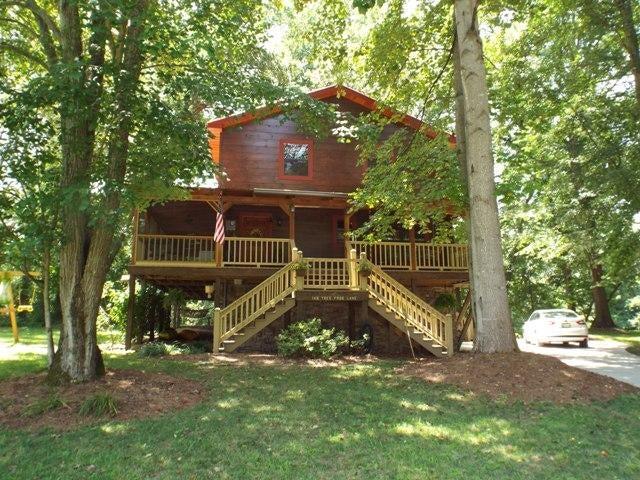 Частный односемейный дом для того Продажа на 148 Tree Frog Lane 148 Tree Frog Lane Benton, Теннесси 37307 Соединенные Штаты