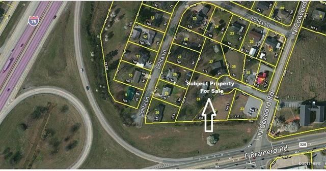 Land for Sale at 6906 Concord Circle Chattanooga, Tennessee 37421 United States