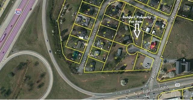 Land for Sale at Lot 36 Concord Circle Chattanooga, Tennessee 37421 United States