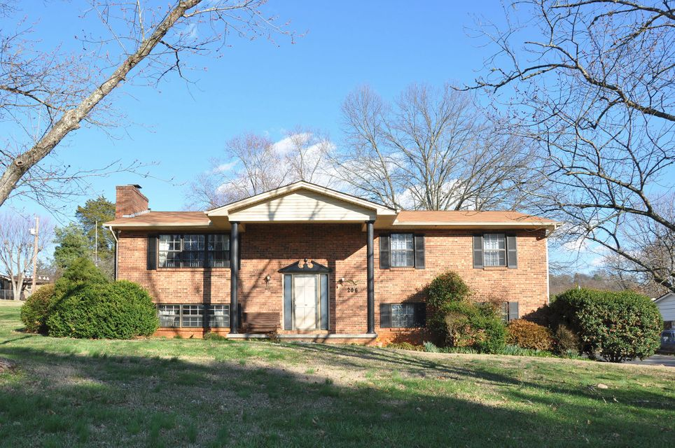 Single Family Home for Sale at 206 Littlebrook Circle Rockford, Tennessee 37853 United States