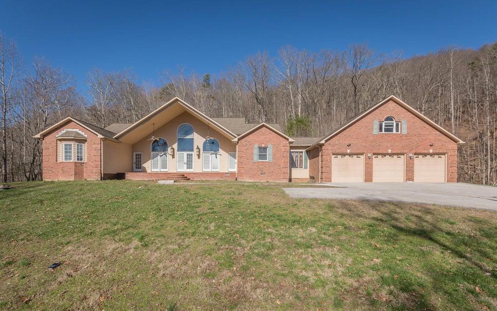 Maison unifamiliale pour l Vente à 797 Twin Hills Lane Jacksboro, Tennessee 37757 États-Unis