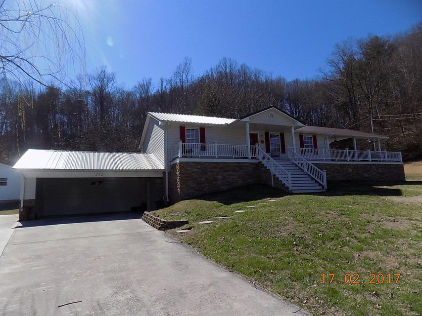 Single Family Home for Sale at 272 Old Lake City Hwy Lake City, Tennessee 37769 United States