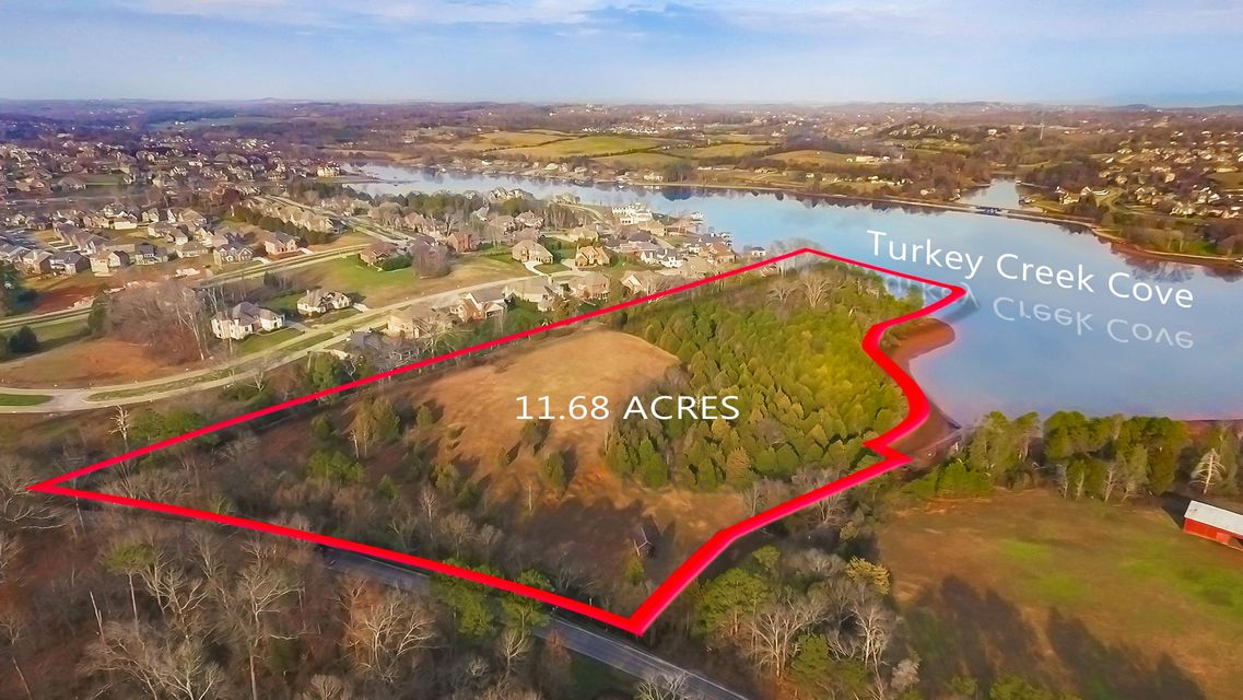 Land for Sale at 11.684 Ac. SW Northshore Drive Knoxville, Tennessee 37922 United States