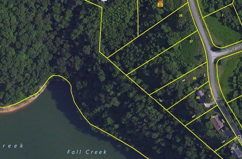 Land for Sale at Lot 13 Shoreside Drive Smithville, Tennessee 37166 United States