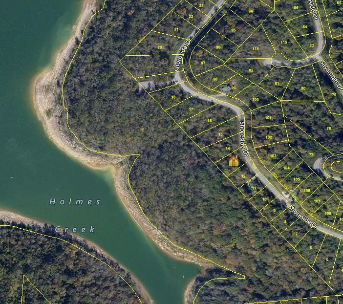 Land for Sale at Lot 28 Opal Point Smithville, Tennessee 37166 United States