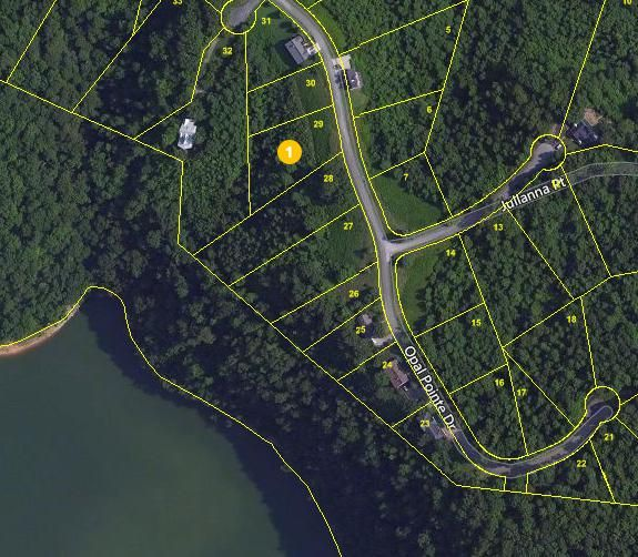 Land for Sale at Lot 29 Opal Point Smithville, Tennessee 37166 United States