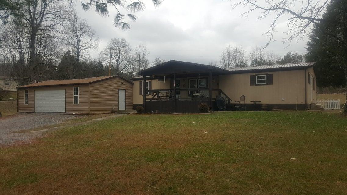 Maison unifamiliale pour l Vente à 260 Glade Road Cumberland Gap, Tennessee 37724 États-Unis